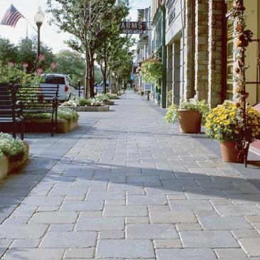 Milford DDA Streetscape