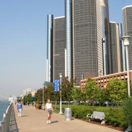 Detroit International Riverfront