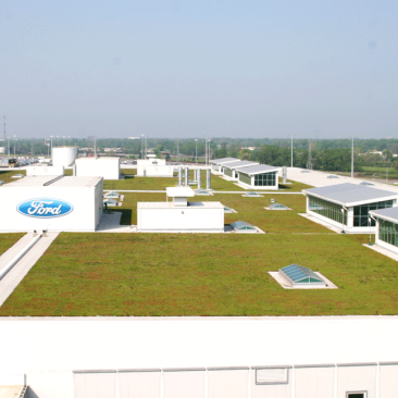 Ford Rouge Center Green Roof